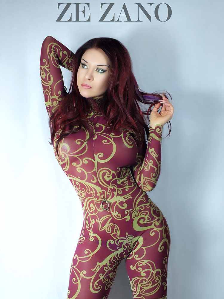 Forbidden Ivy Catsuit- Sold Out